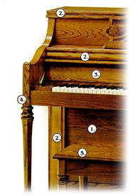 Elegant Piano Finishes