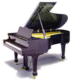 Grand Ebony Piano